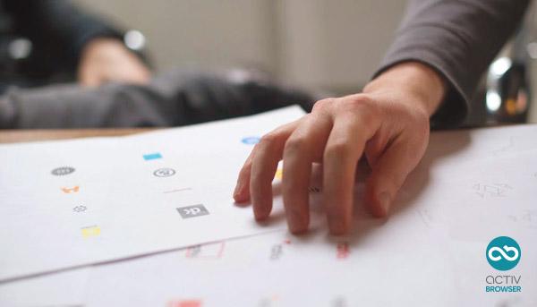 12 r gles pour cr er un logo professionnel activ browser. Black Bedroom Furniture Sets. Home Design Ideas